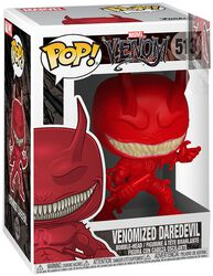 Figura Vinilo Venomized Daredevil 513