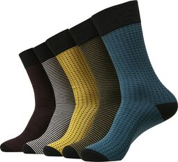 Stripes and Dots 5-Pack