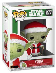 Figura Vinilo Holiday Santa Yoda 277