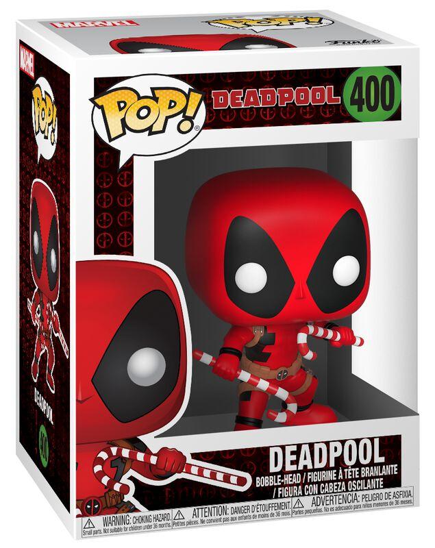 Figura Vinilo Deadpool (Holiday) 400