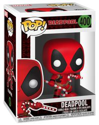 Figura Vinilo Deadpool (Holiday) 400