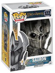 Figura Vinilo Sauron 122
