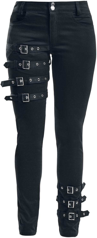 14ee817b64 Gothicana by EMP. Skarlett. Pantalones de tela