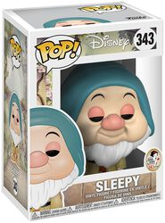 Figura Vinilo Sleepy 343
