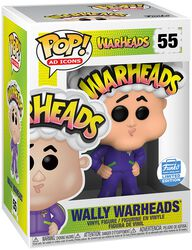 Figura vinilo Wally Warheads (Funko Shop Europe) 55