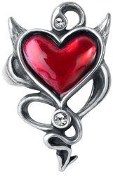 Anillo Devil Heart