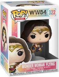 Figura vinilo 1984 - Wonder Woman Flying 322