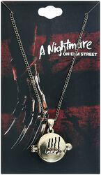 Pesadilla en Elm Street Freddy Claw