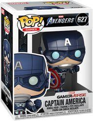Figura Vinilo Captain America 627