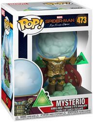 Figura Vinilo Far From Home - Mysterio 473