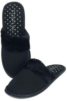 Zapatillas de peluche