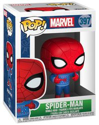Figura Vinilo Spider-Man (Holiday) 397