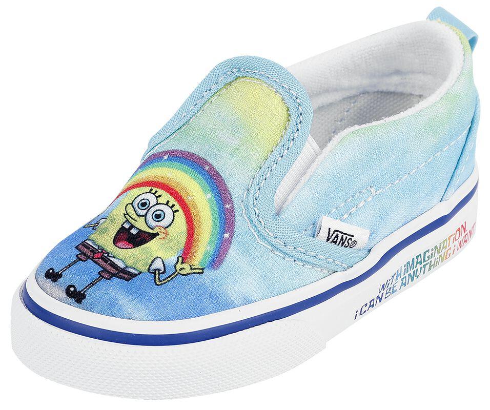 Spongebob Squarepants - TD Slip-On V - Imaginaaation