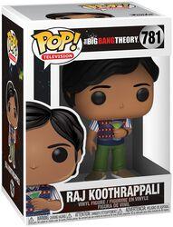 Figura Vinilo Raj Koothrappali 781