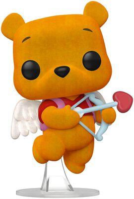 Winnie The Pooh (Valentine) (Flocked) Vinyl Figur 1008