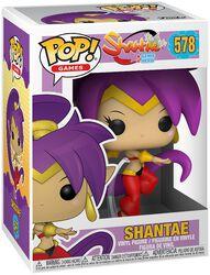 Figura Vinilo Shantae 578