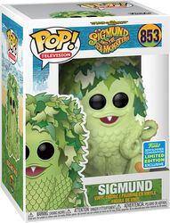 Sigmund and the Sea Monsters Figura Vinilo SDCC 2019 - Sigmund (Funko Shop Europe) 853