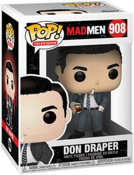 Mad Men Figura Vinilo Don Draper 908
