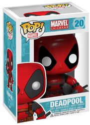 Figura Vinilo Deadpool Bobble-Head 20
