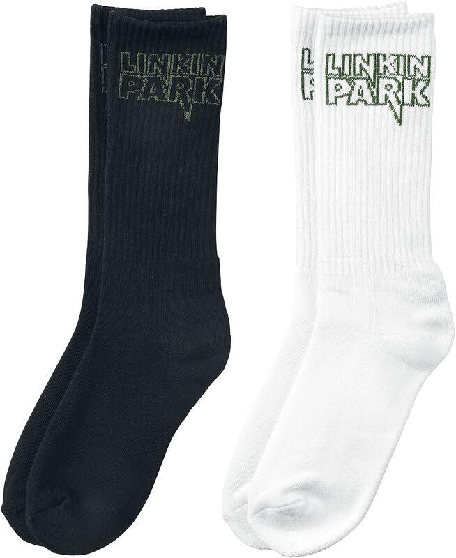 Logo - Socken - 2er Pack