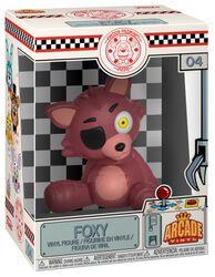 Figura Vinilo Arcade Vinyl - Foxy 04