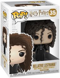 Figura Vinilo Bellatrix Lestrange 35