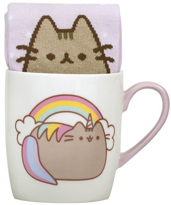 Unicorn - Taza con Calcetines