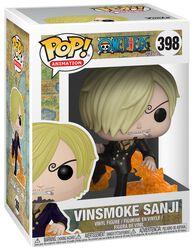 Figura Vinilo Vinsmoke Sanji 398