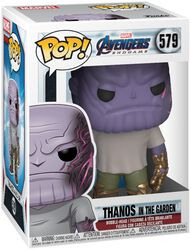 Figura Vinilo Endgame - Thanos in the Garden 579