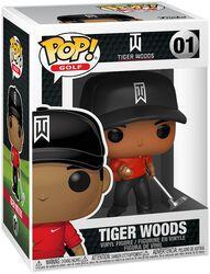 Figura Vinilo Tiger Woods 01