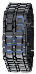 Reloj Iron Samurai Azul