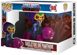 Figura vinilo Skeletor on Panthor (Pop! Rides) 98