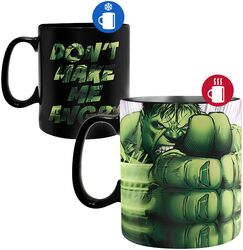 Hulk Smash - Efecto Térmico