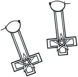 Cross Pentagram Sinner