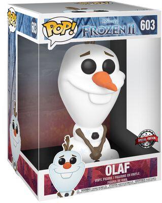 Figura Vinilo Olaf (Life Size) 603