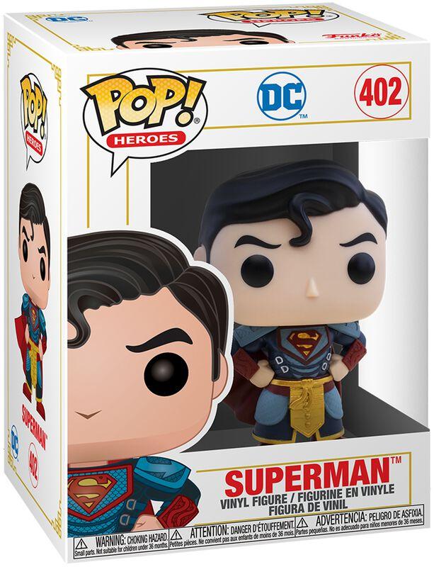 Figura vinilo Superman (Imperial Palace) 402