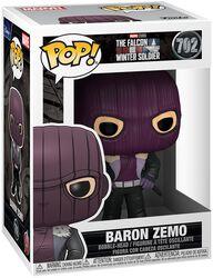 Figura vinilo Baron Zemo 702