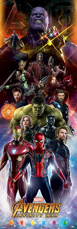 Infinity War - Characters