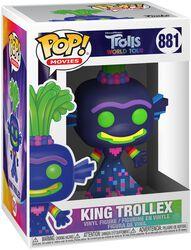 Figura Vinilo World Tour - King Trollex 881