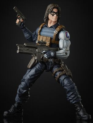 Winter Soldier (Marvel Legends Series)