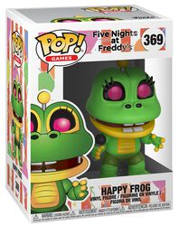 Figura Vinilo Pizza Sim  - Happy Frog 369