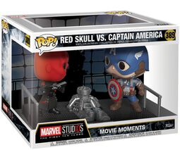 Figura Vinilo Red Skull vs. Captain America (Movie Moments) 389