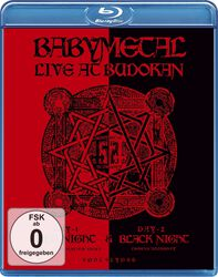 Live at Budokan: Red night & Black night