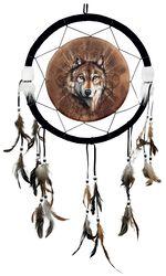 Atrapasueños Lone Wolf