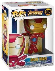 Figura Vinilo Infinity War - Iron Man 285