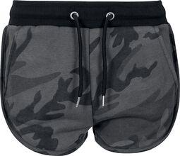 Pantalón corto camuflaje