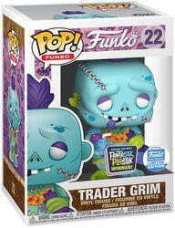 Fantastik Plastik Figura vinilo Trader Grim (Funko Shop Europe) 22