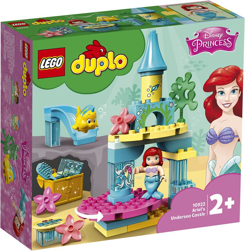 10922 - DUPLO - Ariel's Undersea Castle