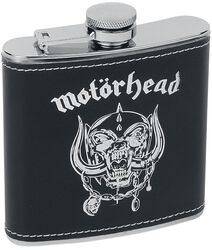 Logo - Hip Flask