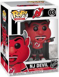 NHL Mascots Figura Vinilo New Jersey Devils - NJ Devil 3